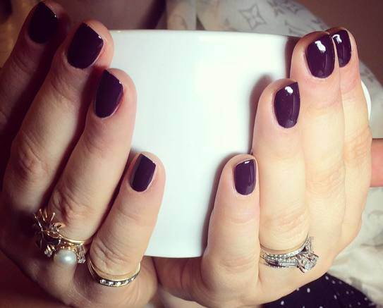 Manicure at Nail Loft in Portmarnock